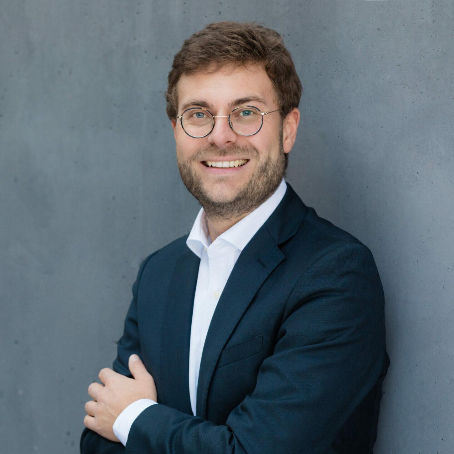 Christopher Buschow (Foto: Matthias Eckert)